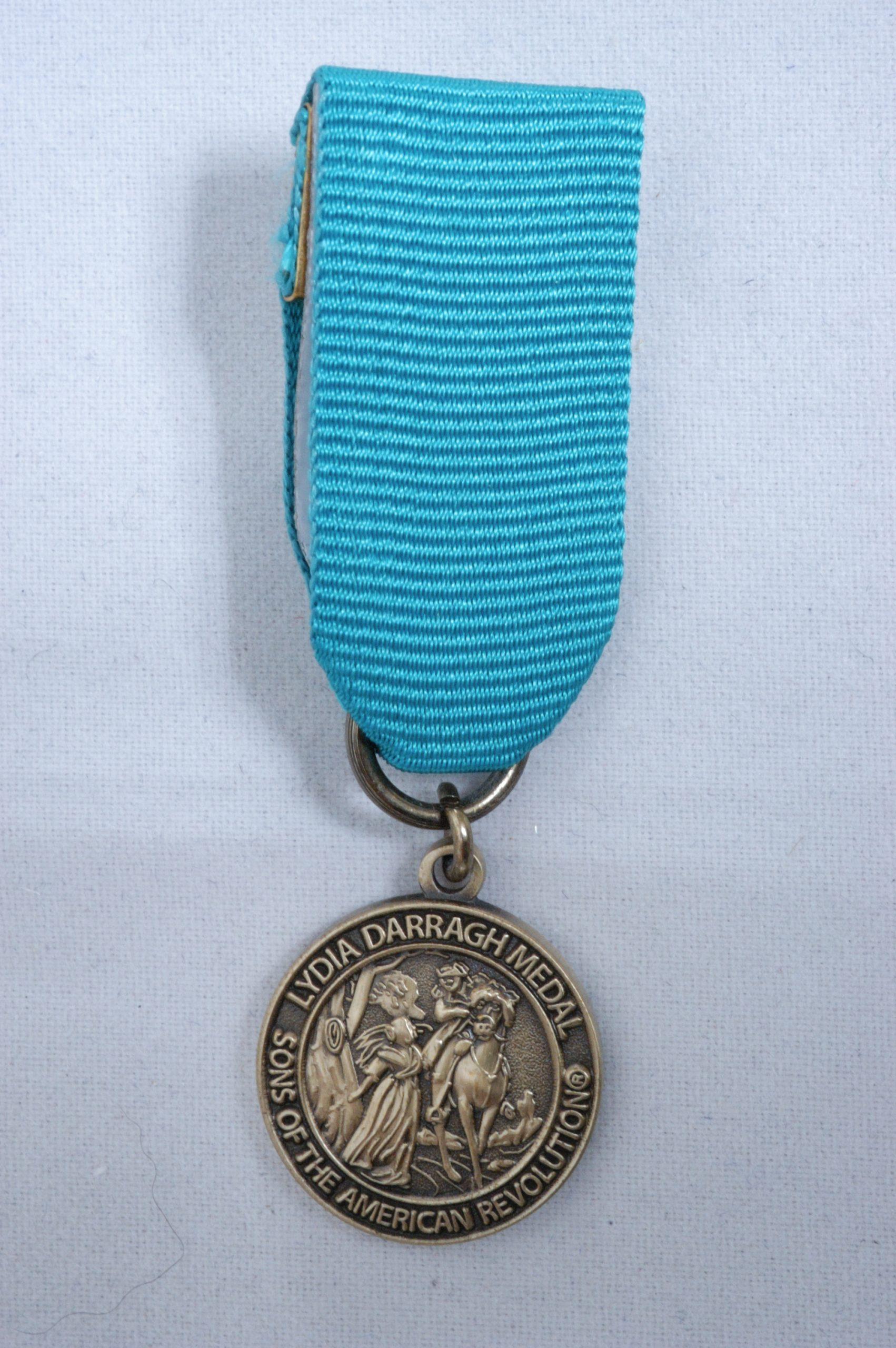 Lydia Darragh Medal